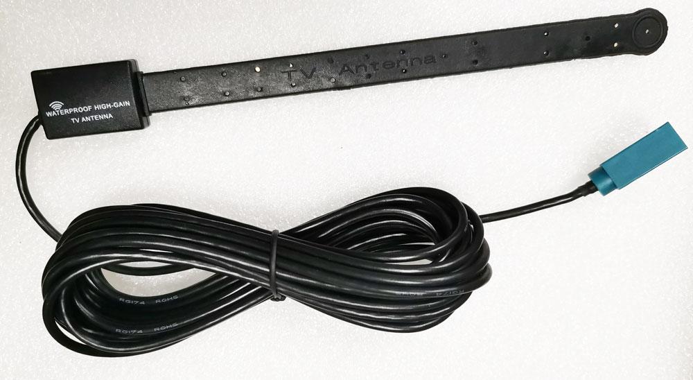 Fakra connector digital tv antenna for DVB-T DVB-T2 1